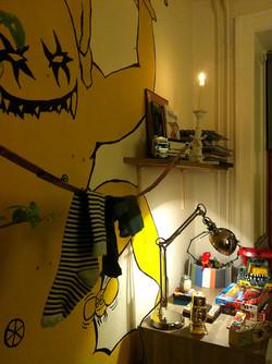 oh man productions-vægmaleri-børneværelse