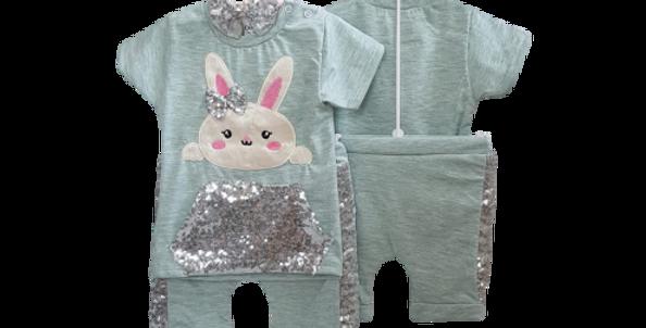 Костюмчик для девочки футболочка+шортики