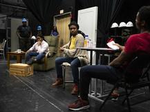 Skeleton Crew Rehearsal