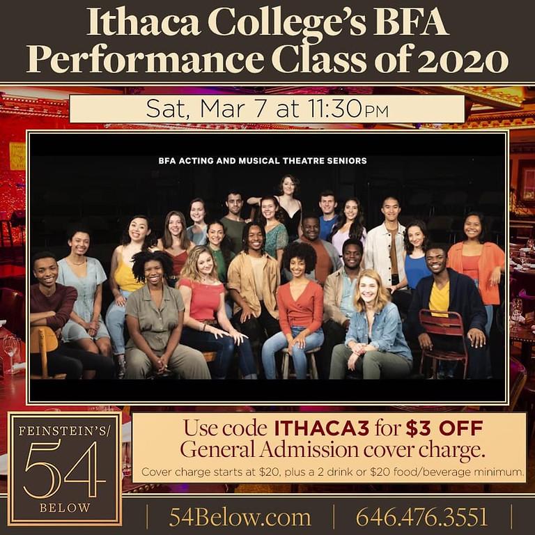 Ithaca College BFA Performance @ 54 Below