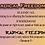 Thumbnail: Radically Free Bookmark