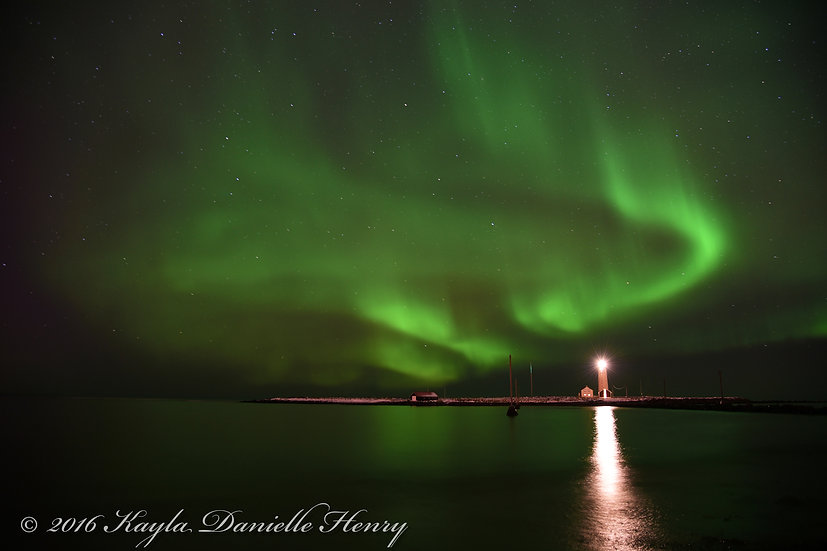 Lighthouse Aurora