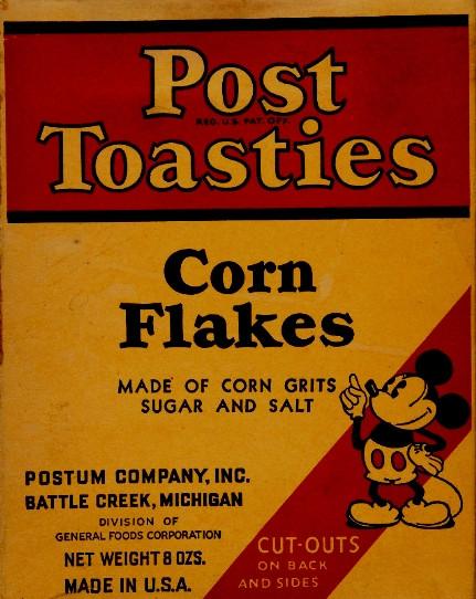 Post Toasties