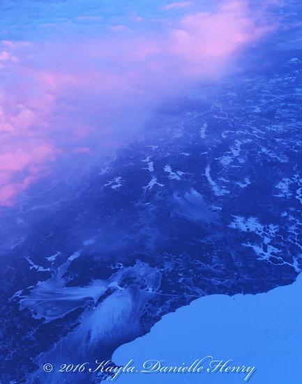 Greenland Sunset