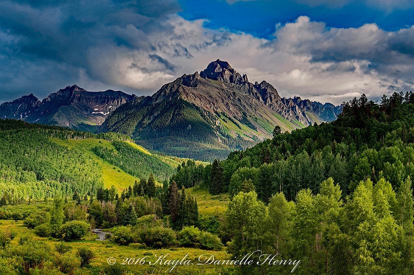 Majestic Mount Sneffels