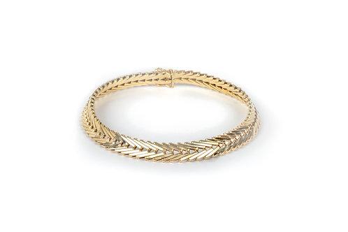 14k Gull armband