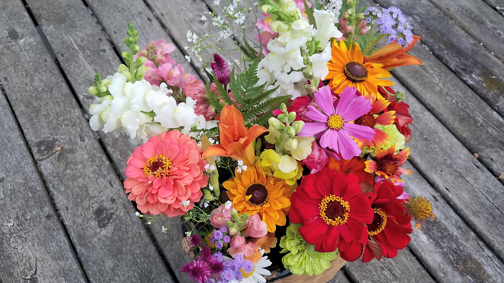 12 Week Flower Bouquet Subscription