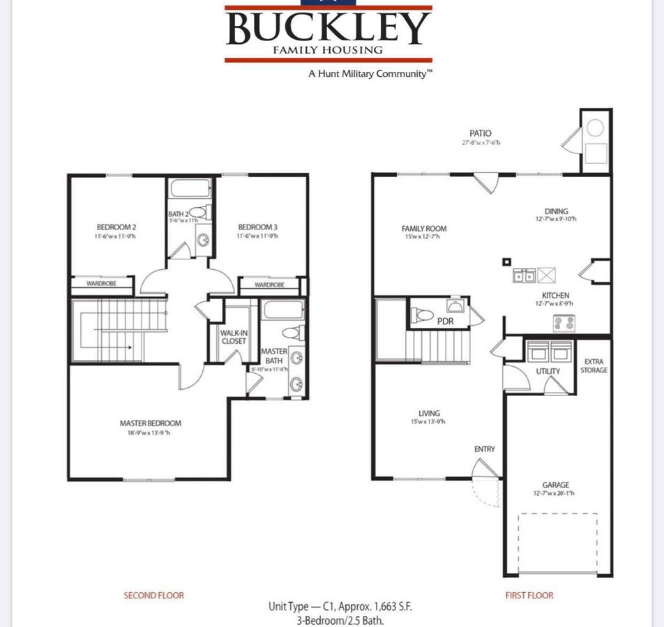 Buckley Base Housing C1