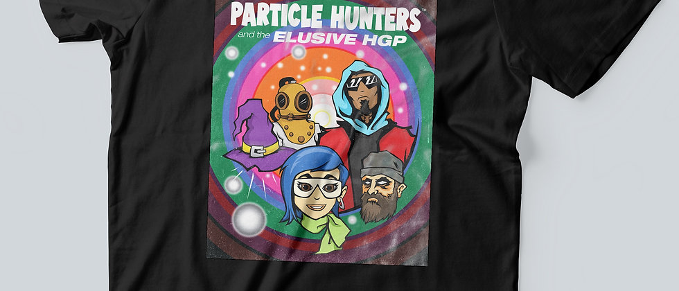 Particle Hunters Tee