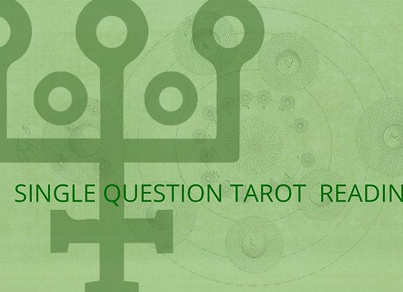 I Need A Quickie! : tarot+alchemy reading