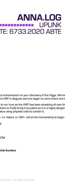 CERN UPLINK