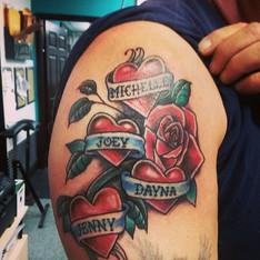 Danny Graziano's new family tattoo.jpg
