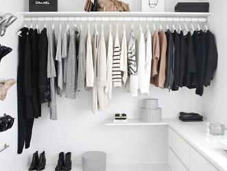 Capsule Wardrobe / 30 peças