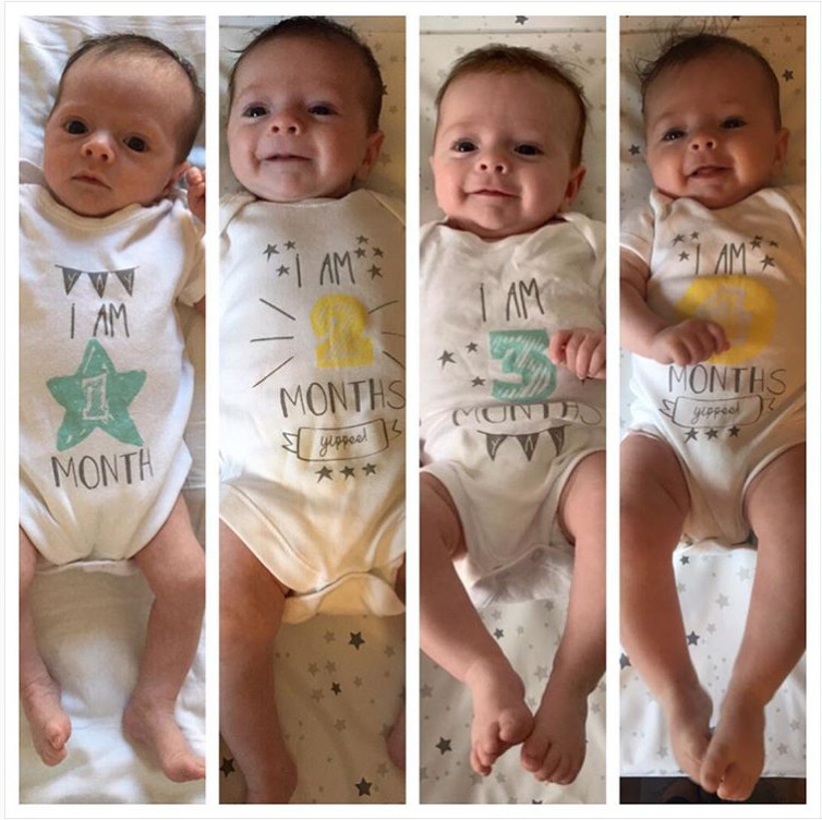 Roxie's first four months