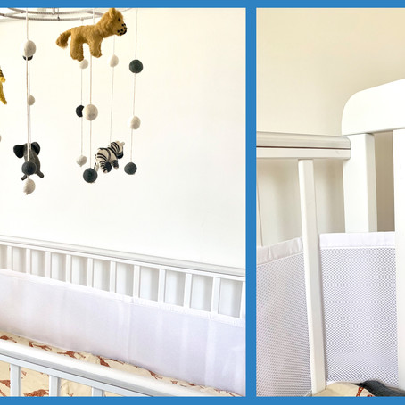 BreathableBaby Cot Liner - honest review by Lisa