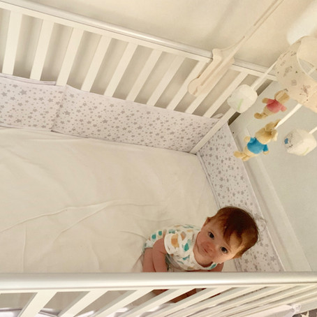 Breathable cot liner proves a big hit