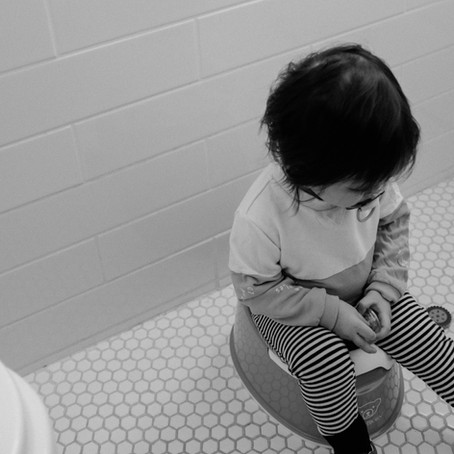 A great opportunity to potty train