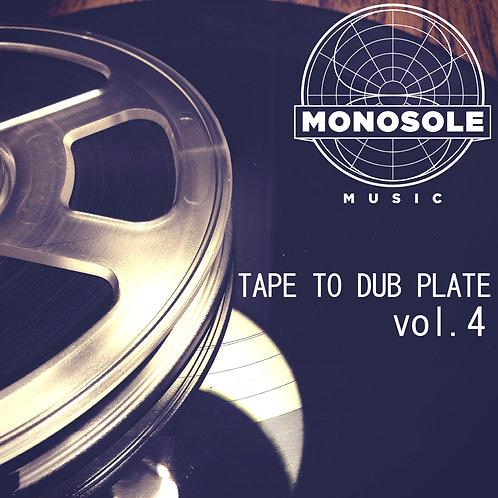 tape to dubplate volume 4 - drum fills