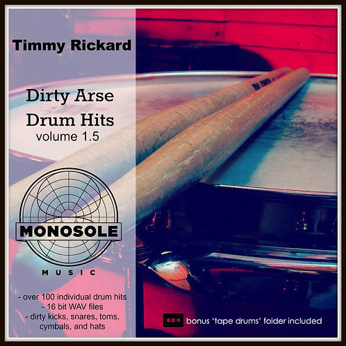 dirty arse drum breaks volume 1.5