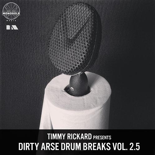 dirty arse drum breaks volume 2.5