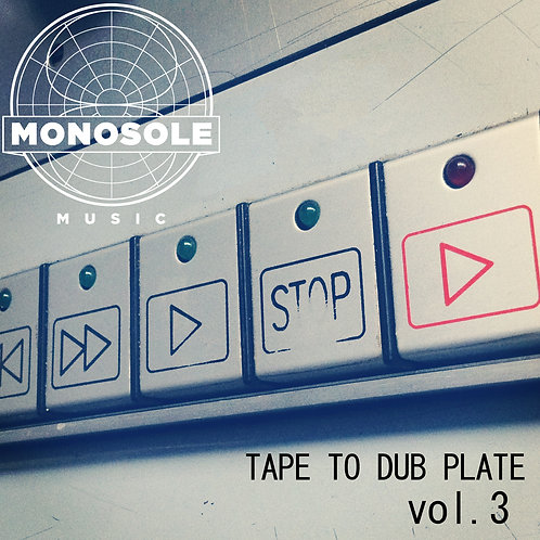 tape to dubplate volume 3 - two mic breaks
