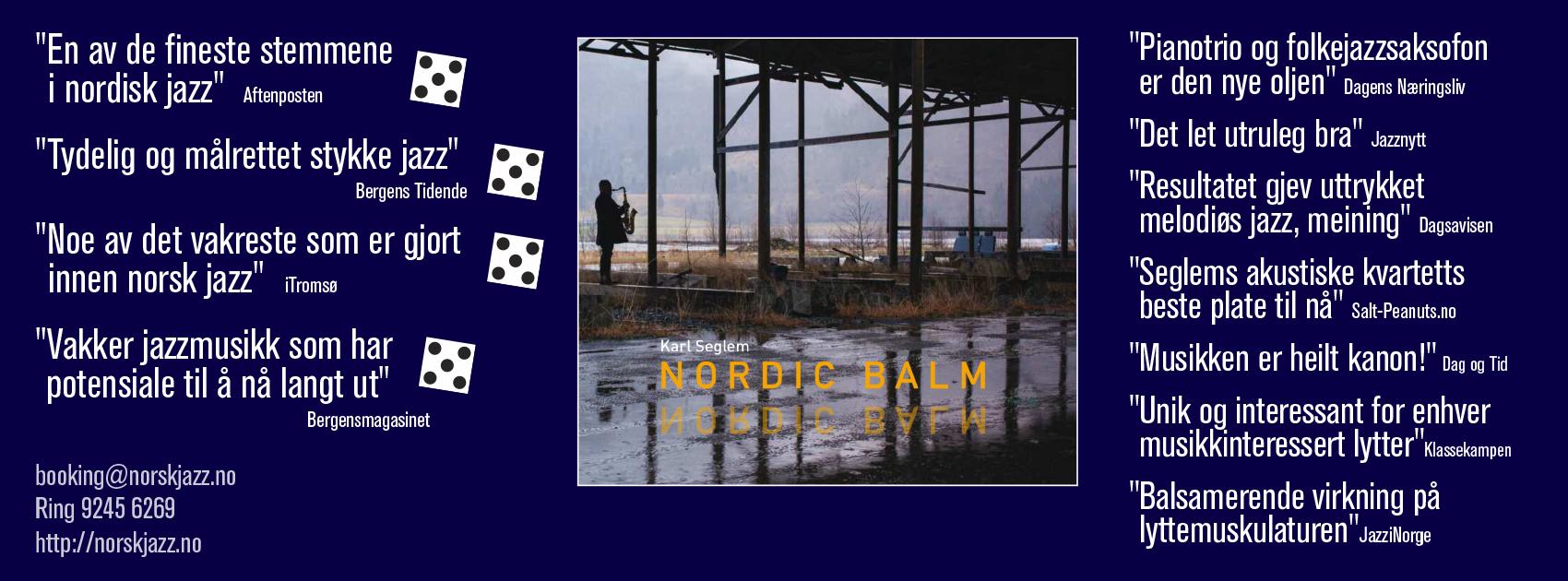 Nordic Balm Press reviews