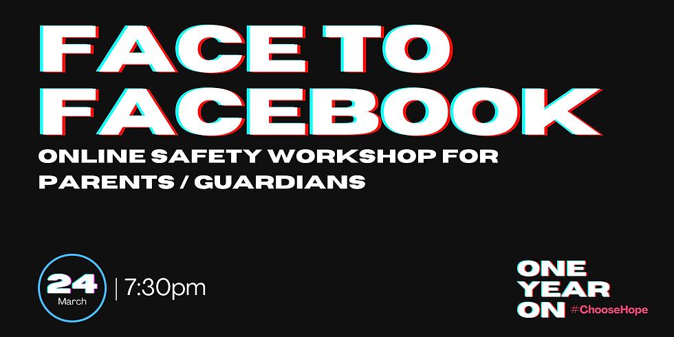 Face to Facebook Workshop