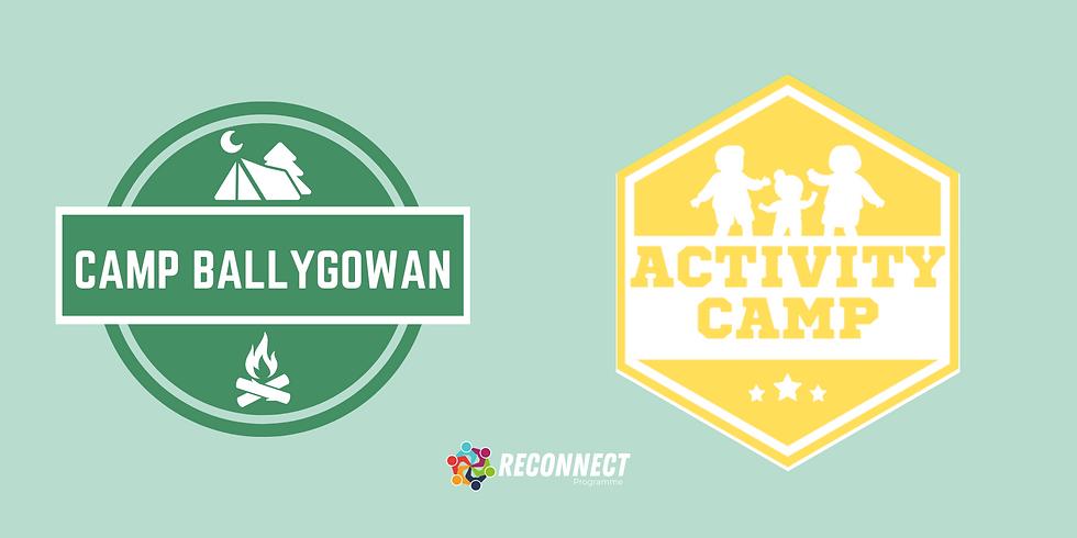 Camp Ballygowan: Activity Week