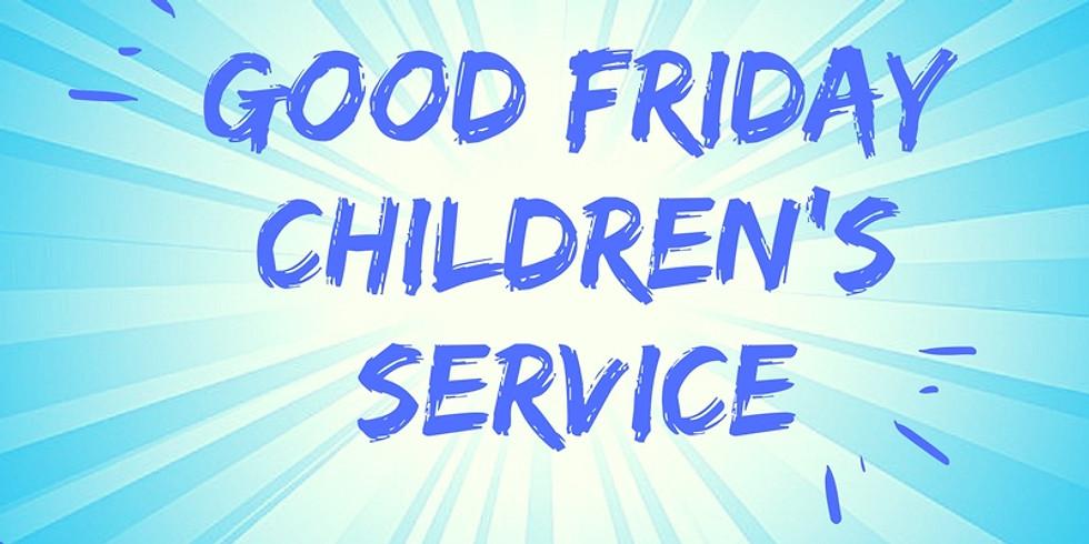 Good Friday Children's Service