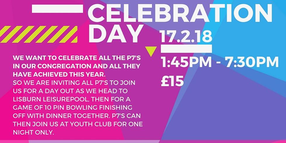 P7 Celebration Day