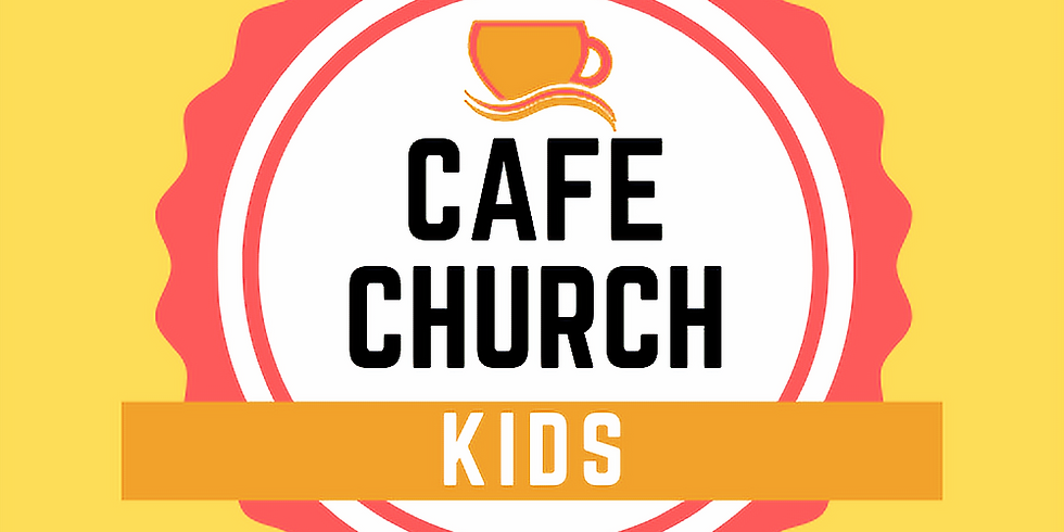 Cafe Church Kids: The Army of God