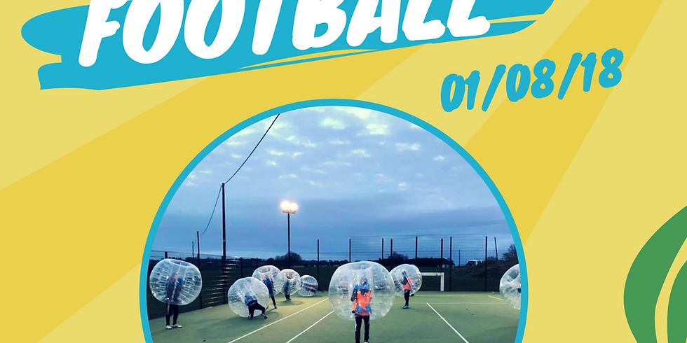 Summer Activities - Bubble Football