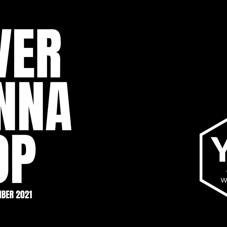 """""""Never Gonna Stop"""" - Youth Weekend 2021"""