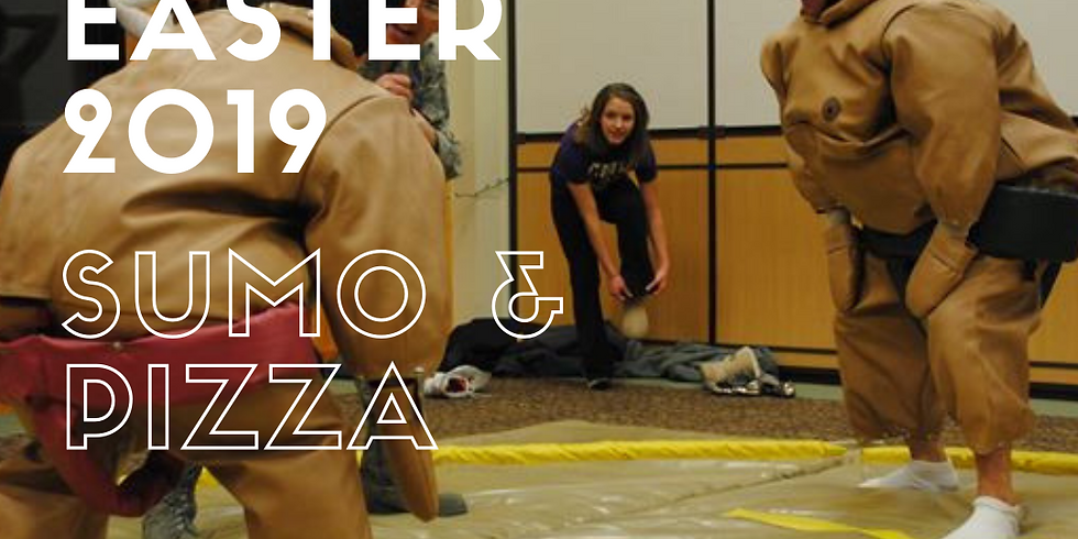Easter Activities - Sumo and Pizza Night