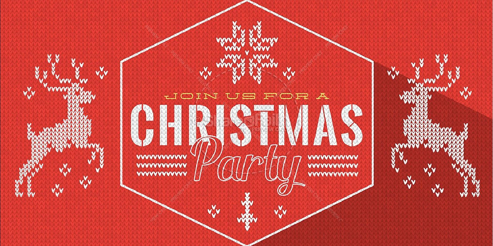 Sunday School Christmas Party - Beginners and Primary