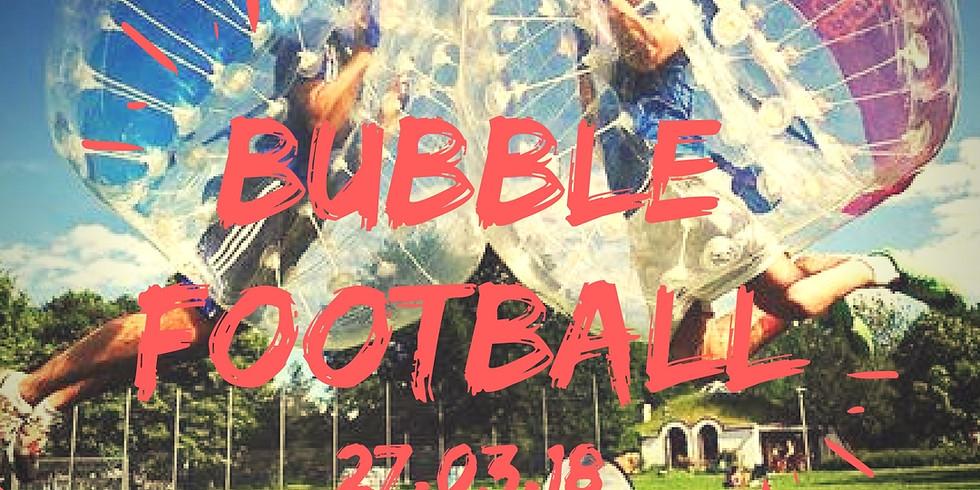 Easter Activity Night - Bubble Football