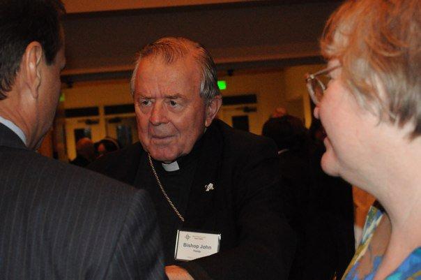 Bishop John Yanta of TX