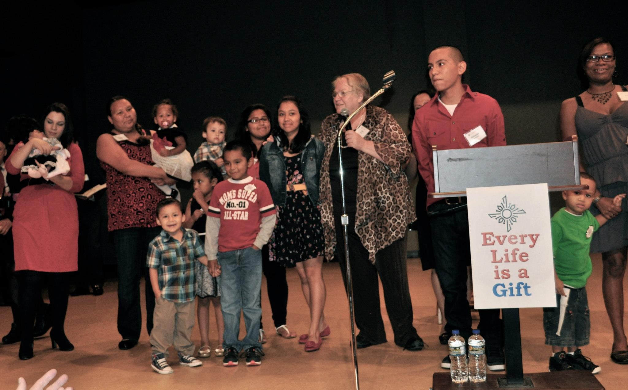 saved babies allied gala 2012