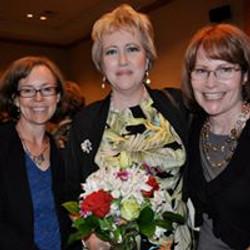 Lori McDonough, Lisa Bastian, Liz Johnston