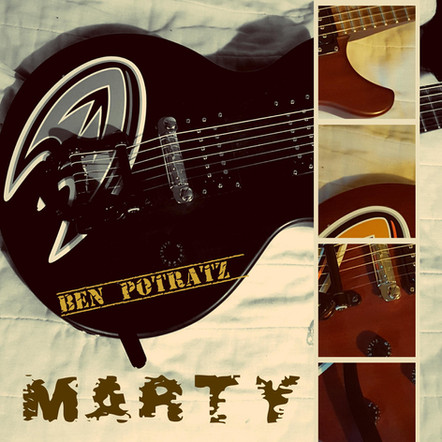Ben Potratz - Marty EP