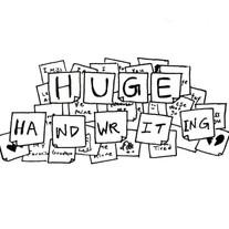 Strangeness In Proportion - Huge Handwriting