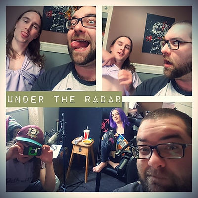 Under The Radar Podcast Spreaker