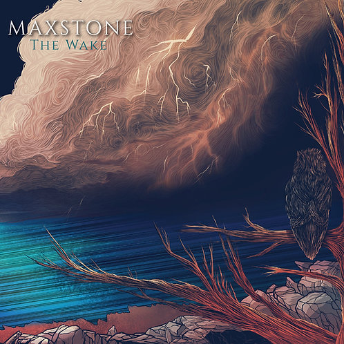 Maxstone - The Wake CD