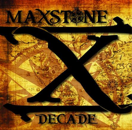 Maxstone - Decade EP