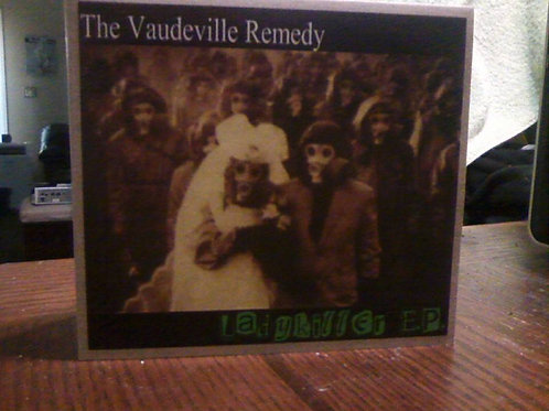 Vaudeville Remedy - Ladykiller CD