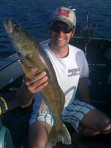 Northern Michigan Fishing Charter Indian River Fishing Charter