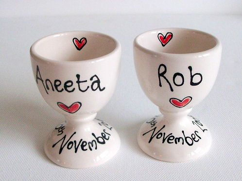 Couple Egg Cups