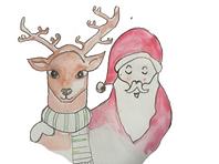 reindeer and santa transparency.png
