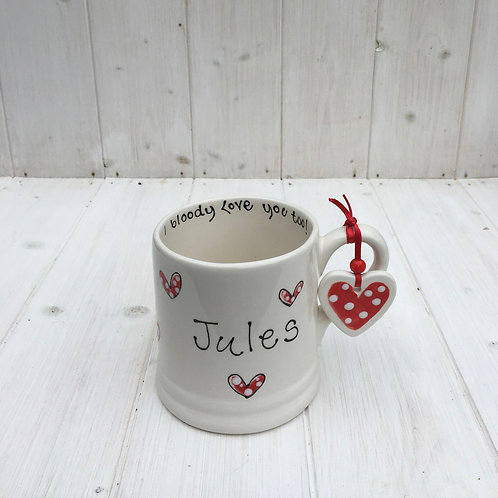 Milestone Anniversary Mug