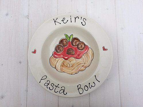 Personalised Pasta Bowl
